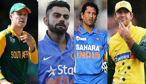 ক্রিকেট ইতিহাসে সেরা ১০ ব্যাটসম্যান