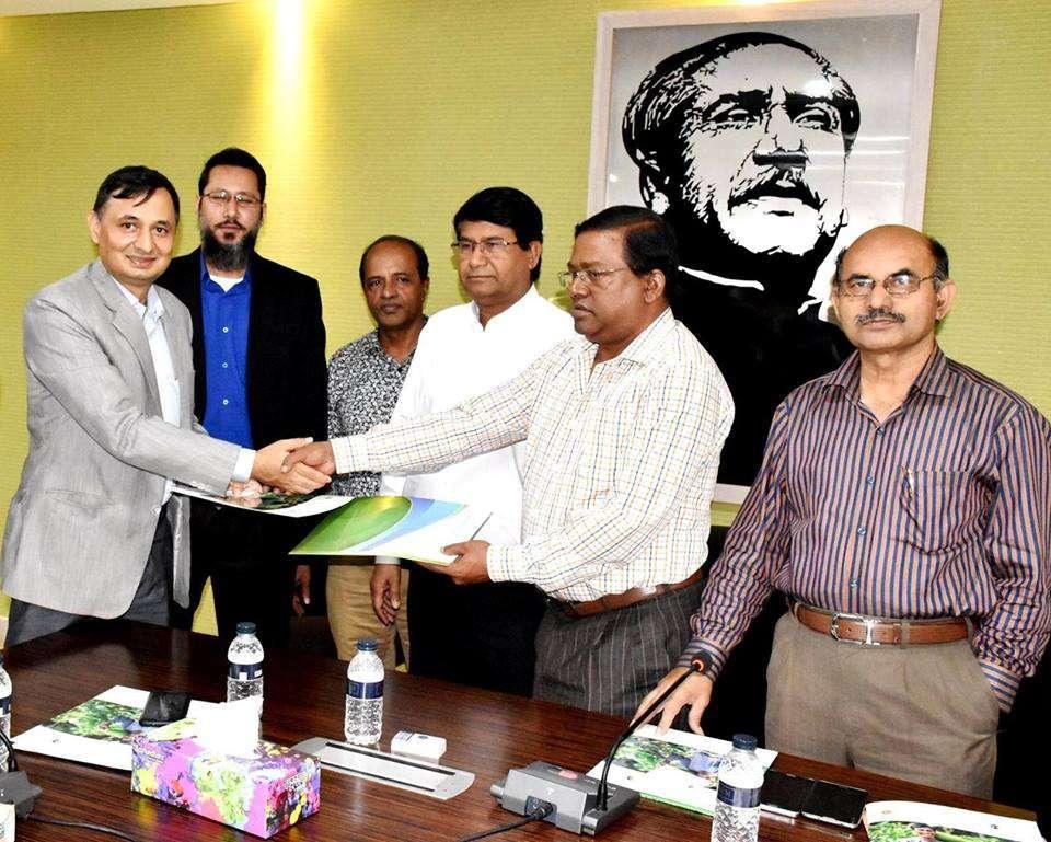 KIB-KATALYST MOU Signing For National Agri Job Fair