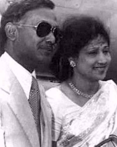 জিয়াউর রহমান ও খালেদা জিয়া
