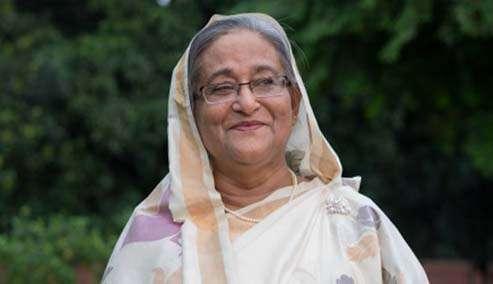 শেখ হাসিনা