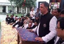 কৃষিবিদ আ ফ ম বাহাউদ্দীন নাছিম এমপিকালকিনির বিভিন্ন জায়গায় শোকদিবসের কর্মসূচীতে অংশগ্রহণ করেন